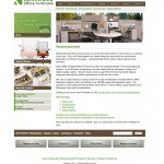 Kentwood Office Furniture Website Design and Coding by The Imagination Factory