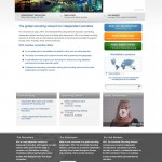 Website Design for NPA Worldwide by The Imagination Factory
