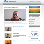 Video Blog Design for NPA Worldwide by The Imagination Factory