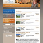 Real Estate Website Design for Cheryl Grant by The Imagination Factory