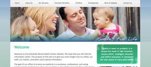 Website Design for Grandville Dental by The Imagination Factory